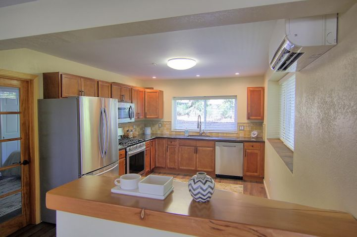 29. Guest quarters kitchen