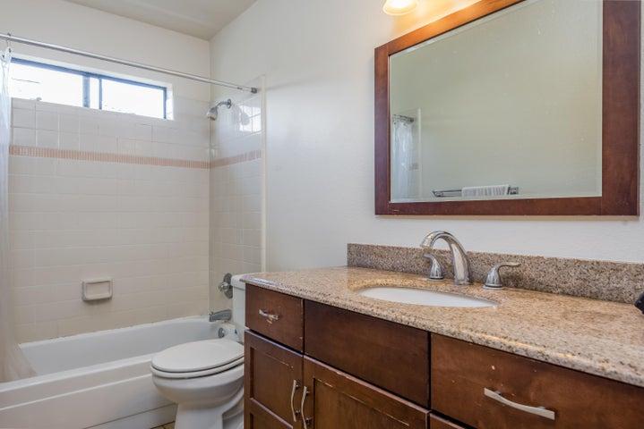 Updated bathroom 2