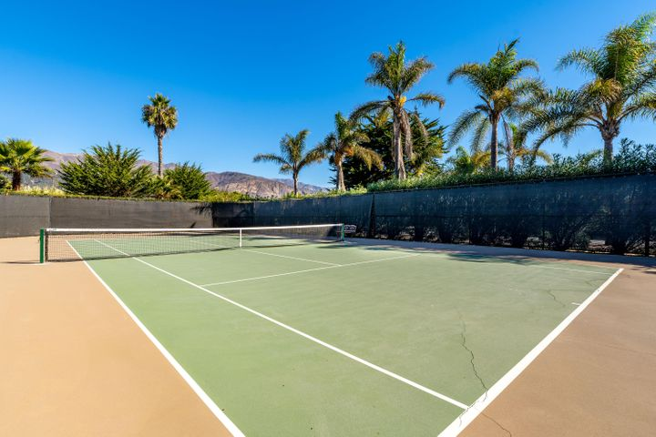 Casa Blanca Tennis Court