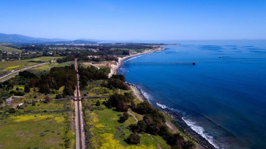 View to Santa Barbara