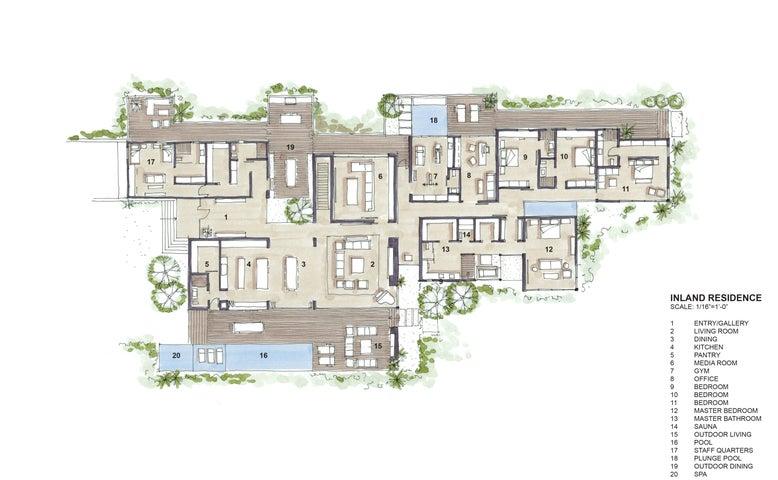 Sketch Plans - Inland Ranch