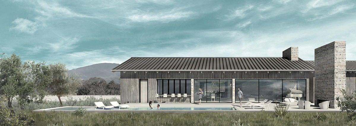 Architect's rendering 2