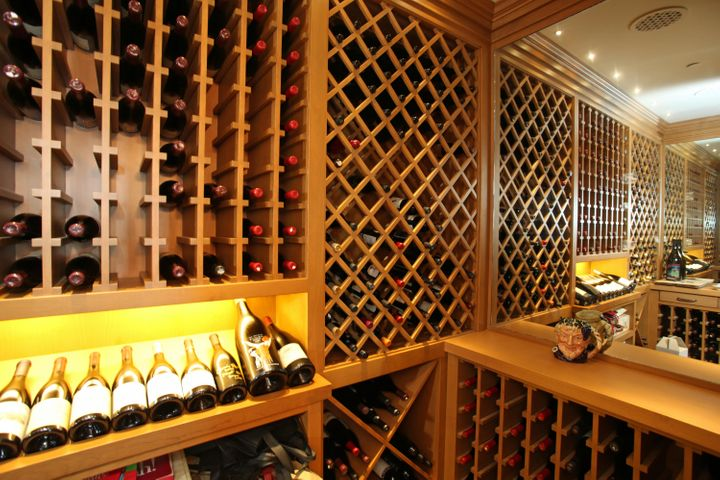 19Wine Cellar Interior