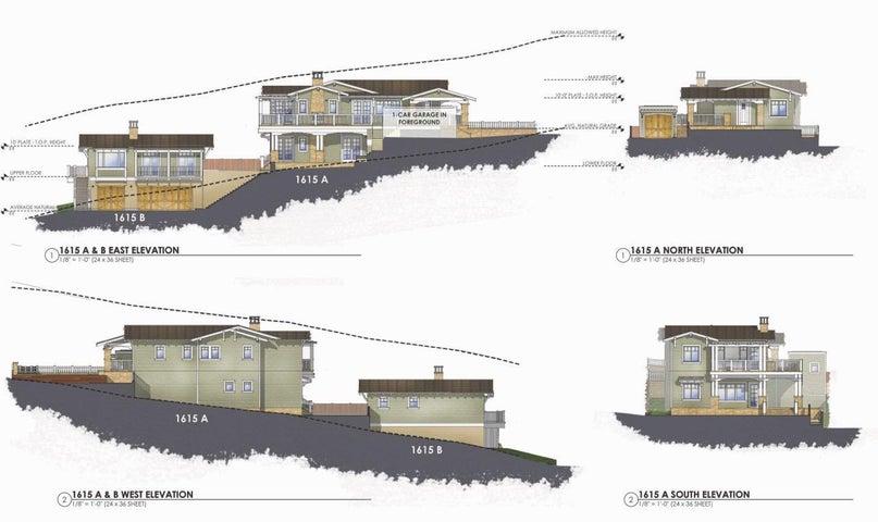 Elevation renderings