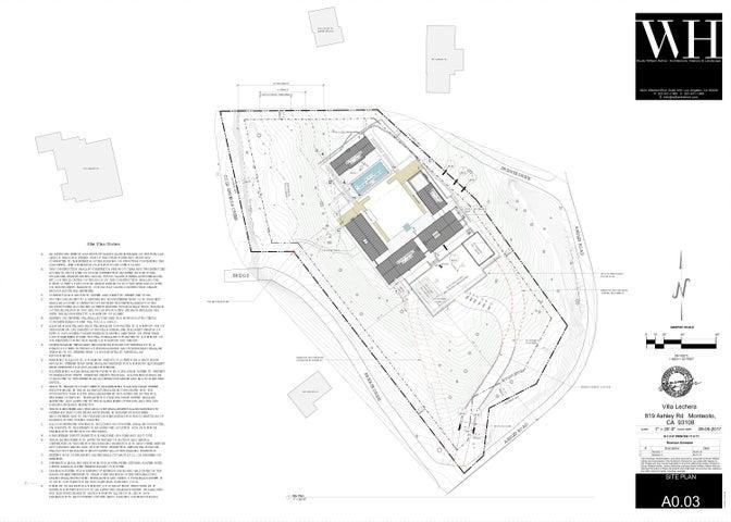 Ashley  Site Plan