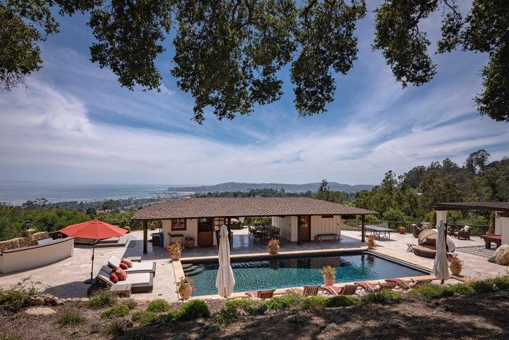 Pool, Cabana Ocean View
