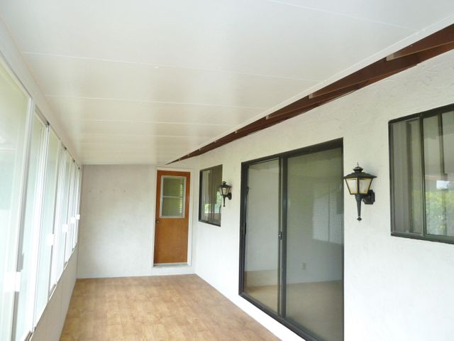 Sunroom Access