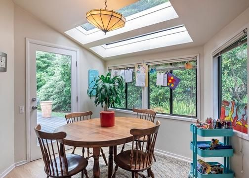 Kitchen Dining Alcove
