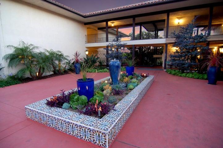 Villa Espana Entrance
