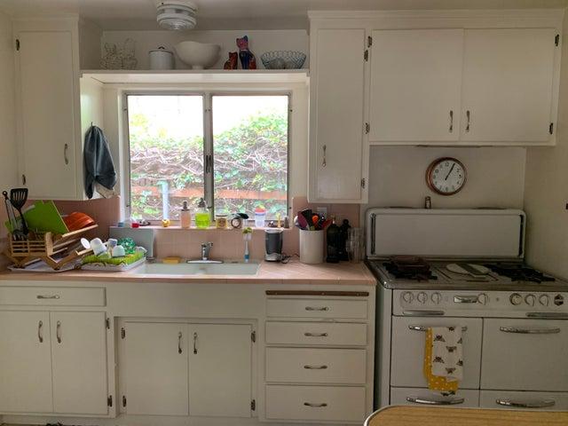 Unit A - Kitchen