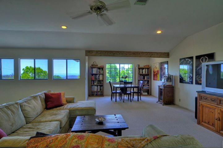 Family Room with Ocean View