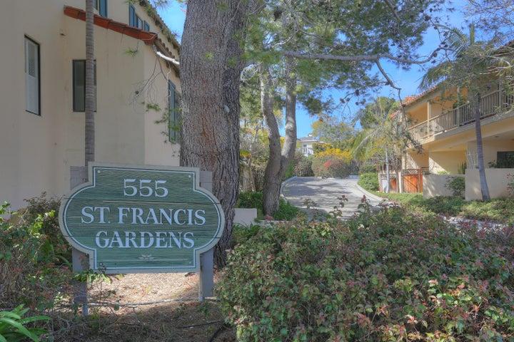 St Francsis Gardens