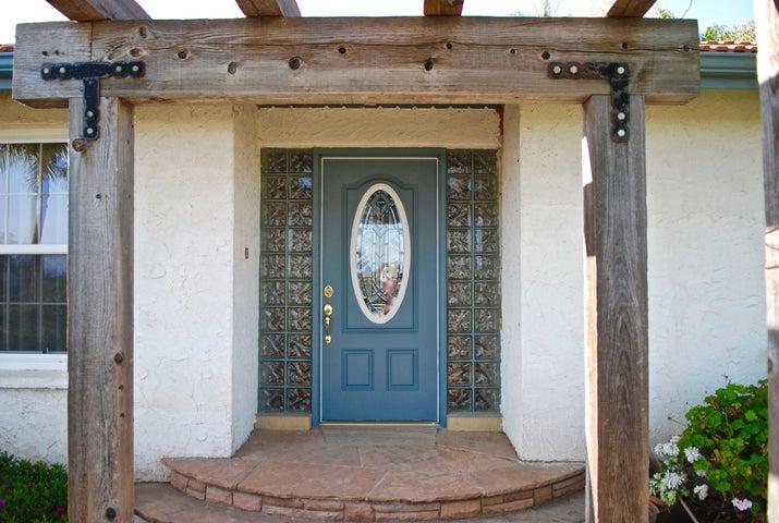 200 Ellwood front door
