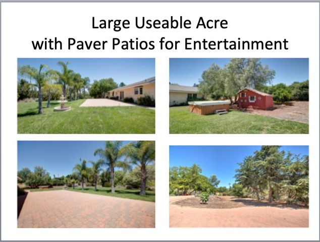 Useable Acre