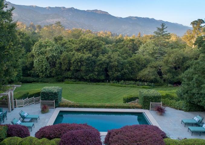 Expansive Lawn & Views