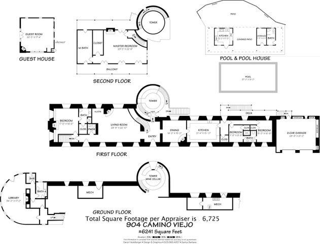 904 CV Revised floor plan New SqFt