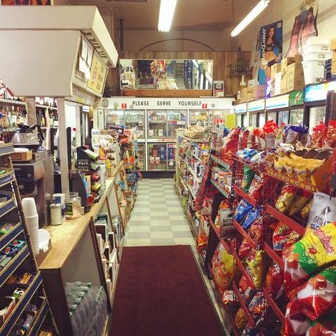 Mini Mart Inside