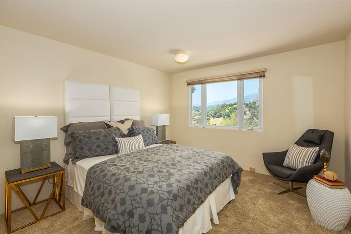 Large 2nd BDR w/views!Large 2nd Bedroom