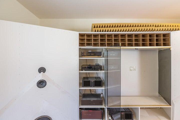Sound-proof Music room-Views!