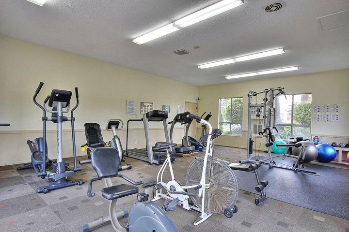 Encina Royale Gym