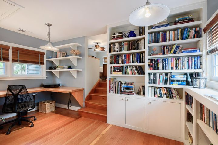 Library to Master Bed