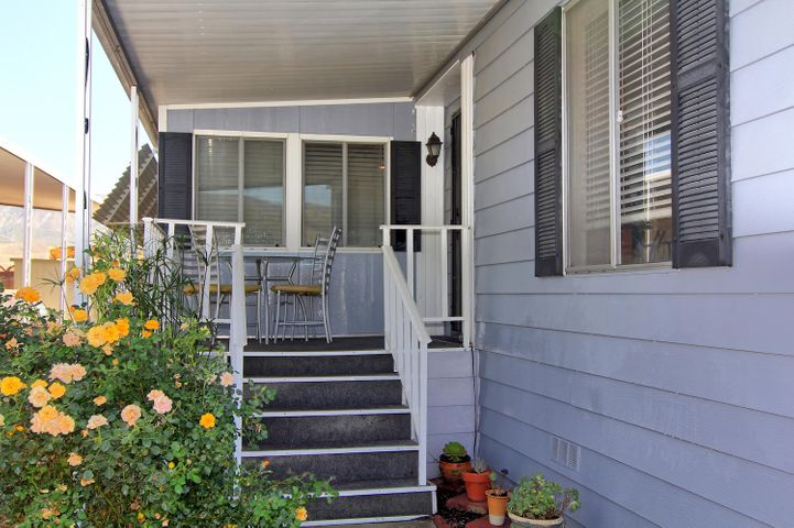 3. Front porch