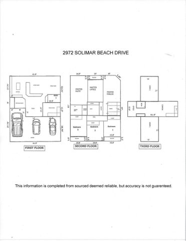 FLOOR PLAN with address and disclaimer l