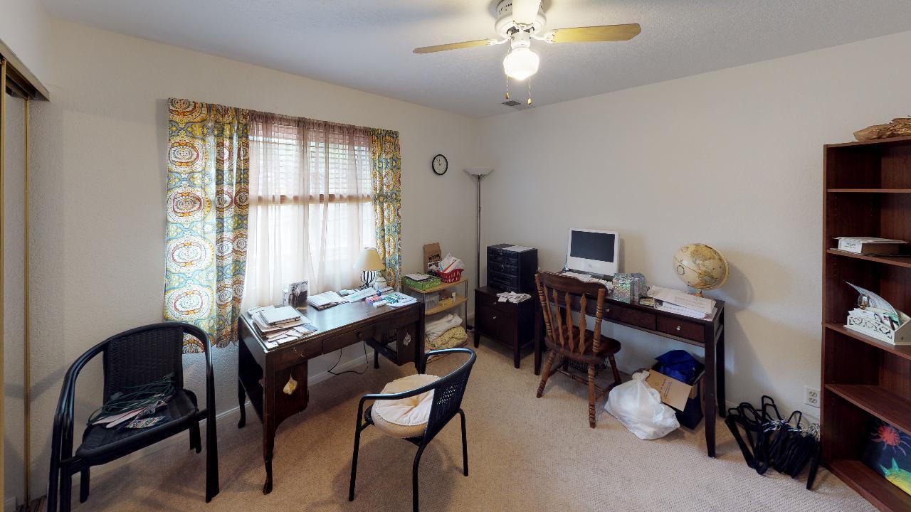 Bedroom #3 (Office)