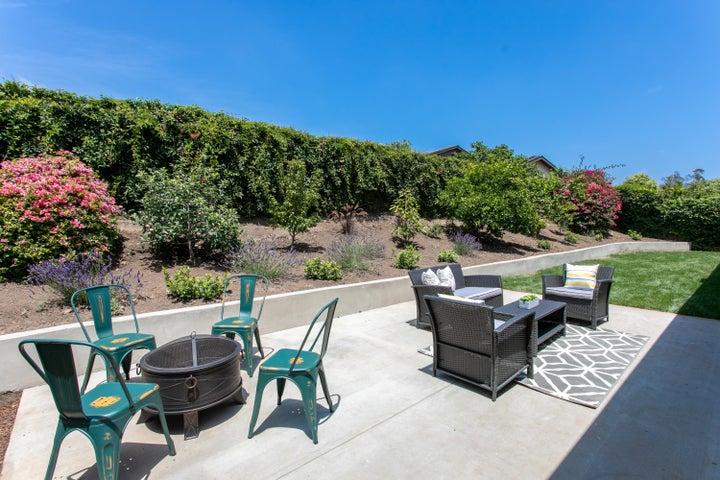 Backyard/Patio Space