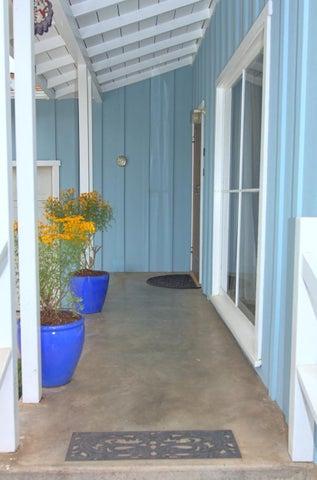 4. Front porch