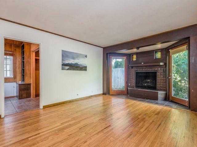 Third Bedroom w/ Fireplace