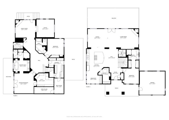 2815 Holly Floorplan