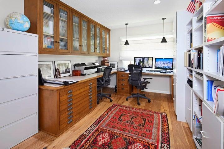 Bedroom 3 (office)
