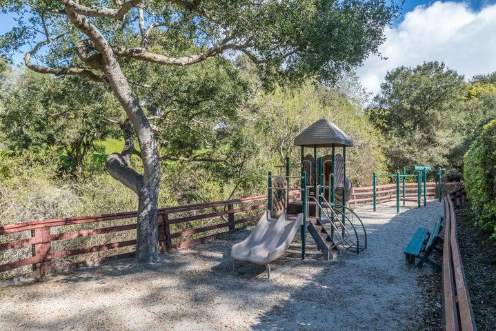 Play area @ Hope Ranch Beach