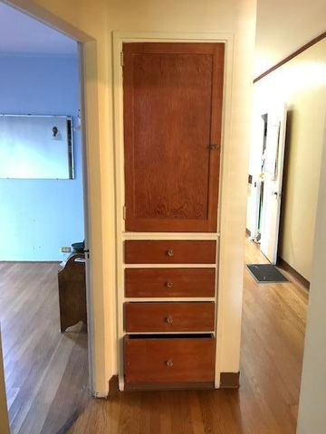 Olive hall cabinets