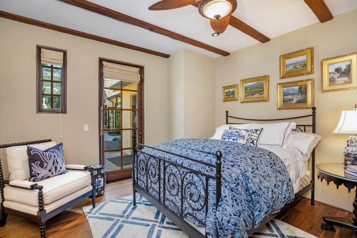 710 Romero Canyon Bedroom
