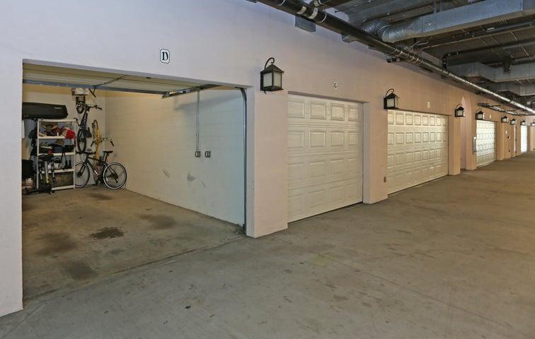 One Car Private Garage