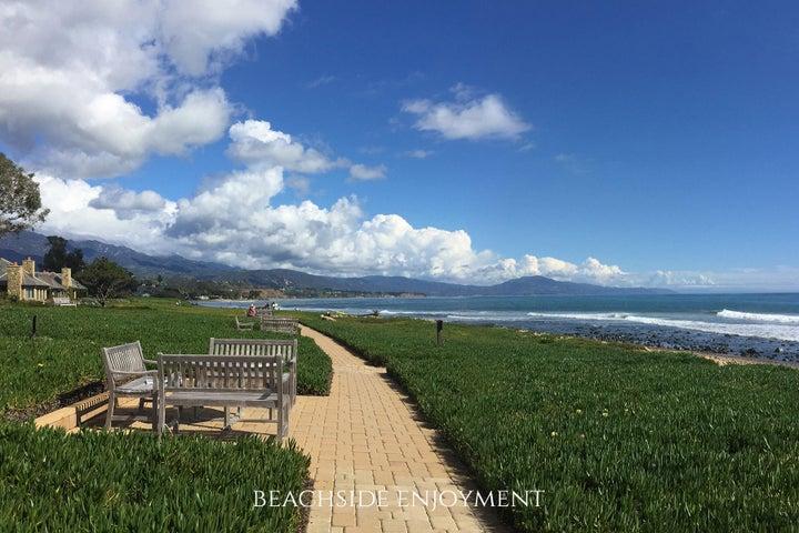 Montecito Shores beachside down coast