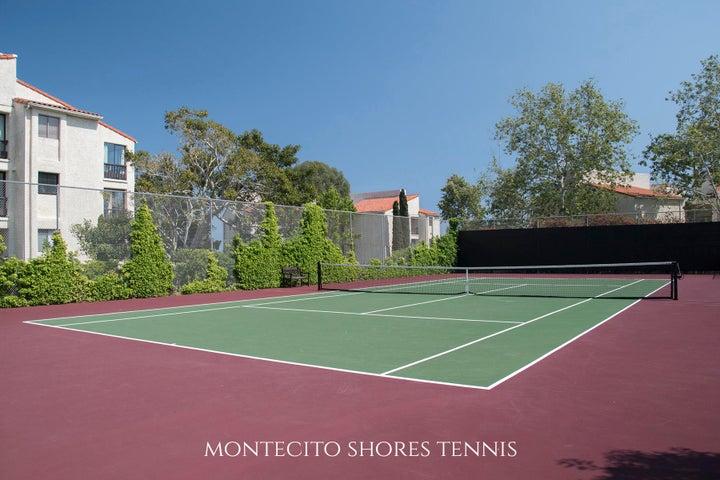 Montecito Shores tennis