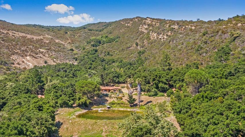 81 acres with Adobe-2125 Refugio Rd