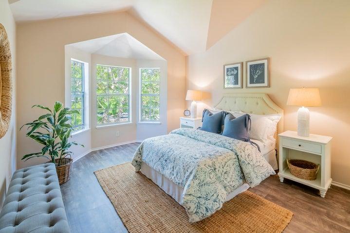 Bedroom 2 with Bay Window