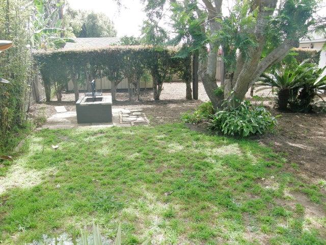 Secret back gardens