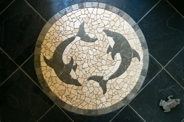 Entry Floor Mosaic