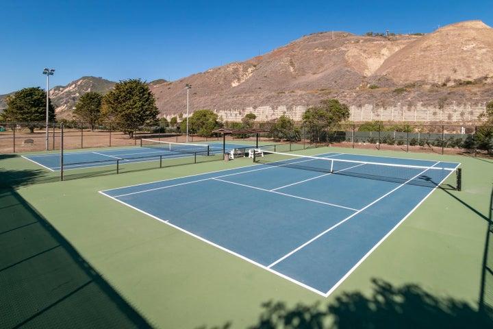 Common Area Tennis
