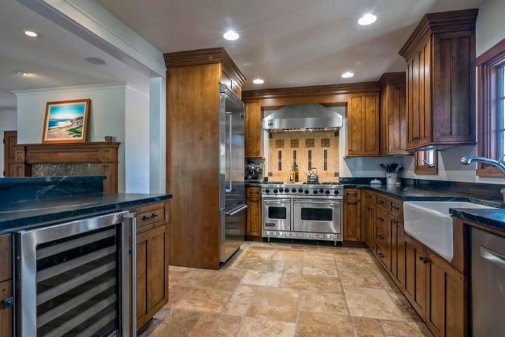 Kitchen towards Stove