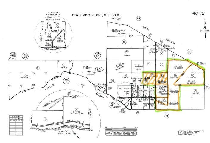 Parcel Map (Williamson Act)