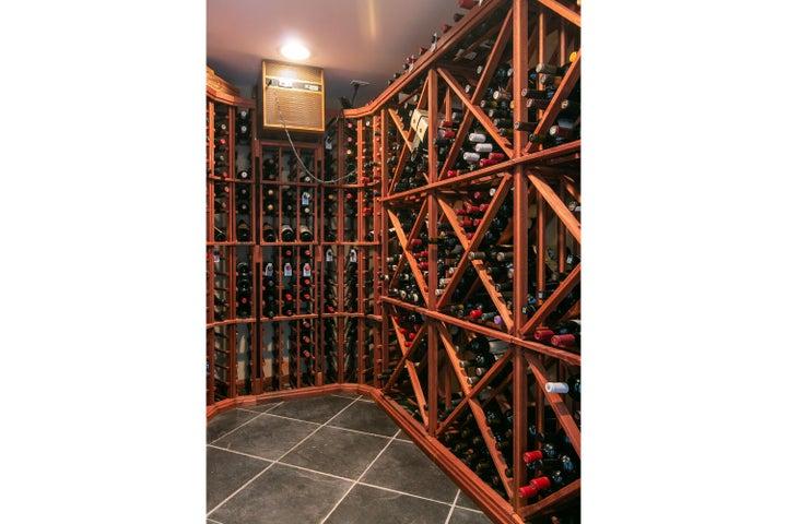 Walk In Wine Room
