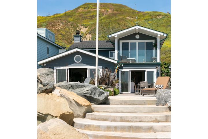 Beach Steps
