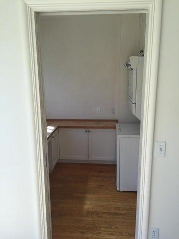 Laundry/Office Area