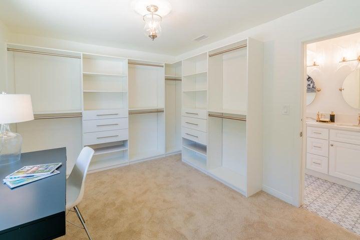 Master Closet - Office